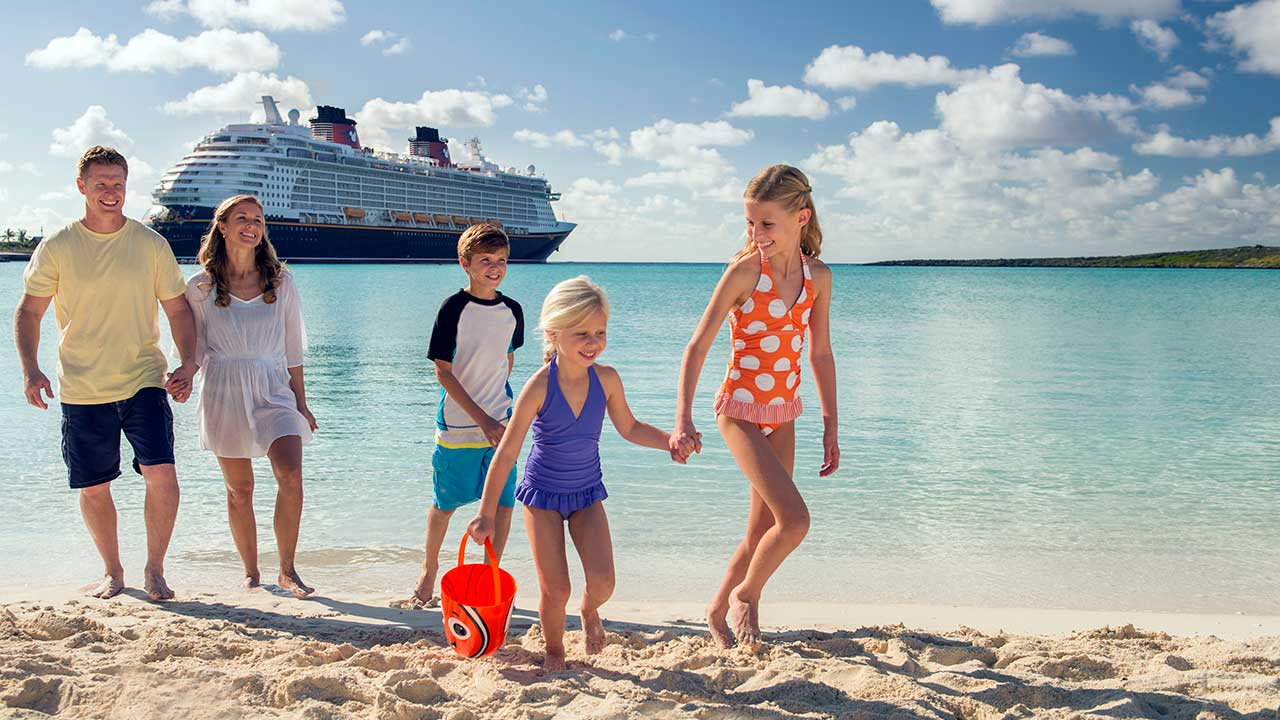 Up to 25% Savings on Select Tropical Disney Cruises from Both Coasts!