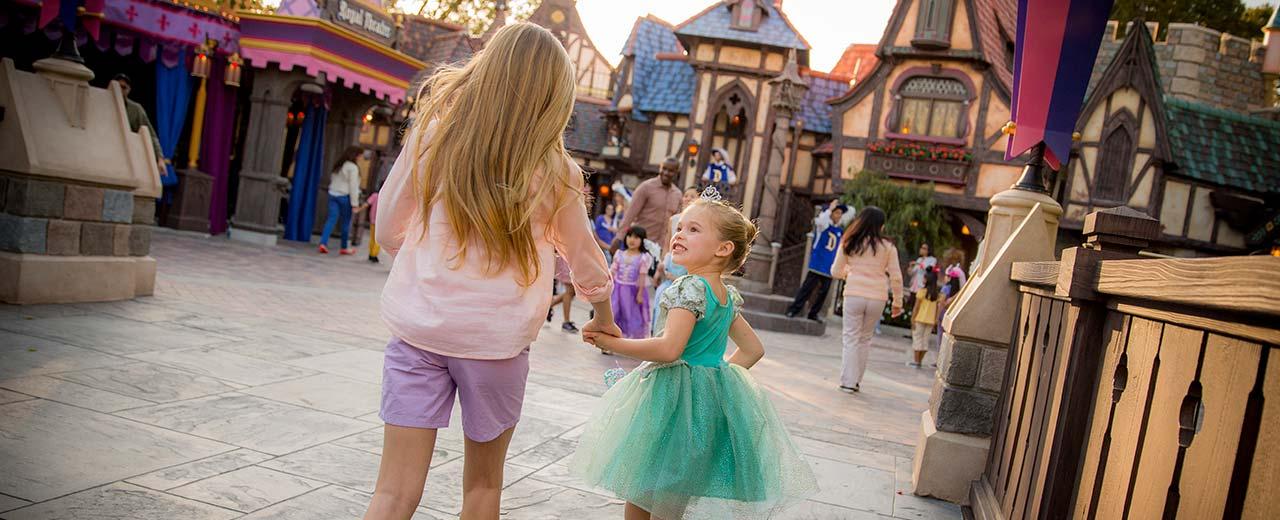Packing for Disney World Parks