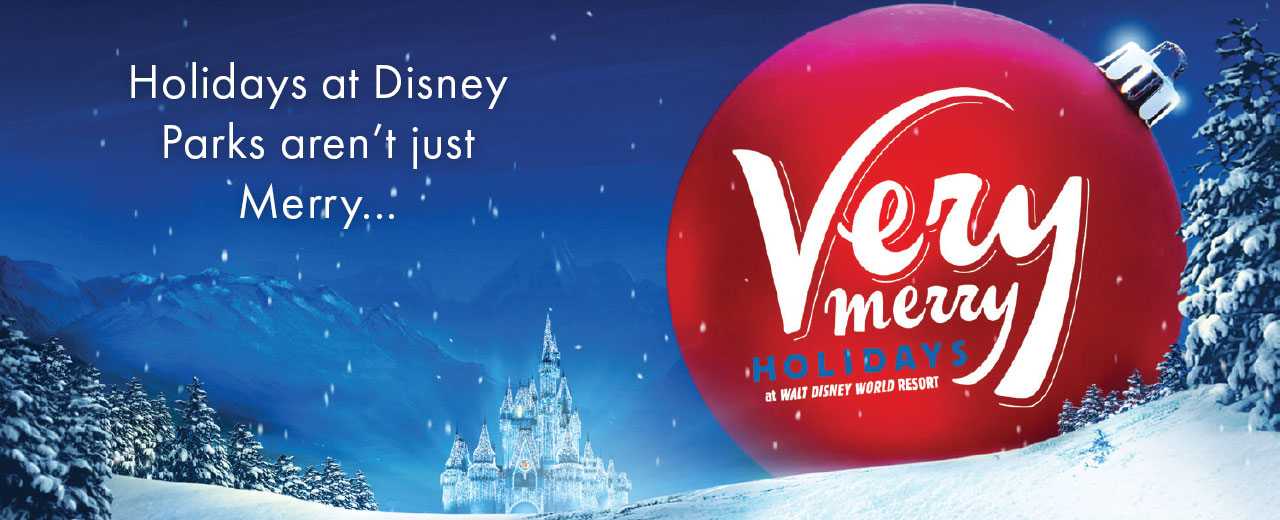 Walt Disney World Holiday Magic Offer