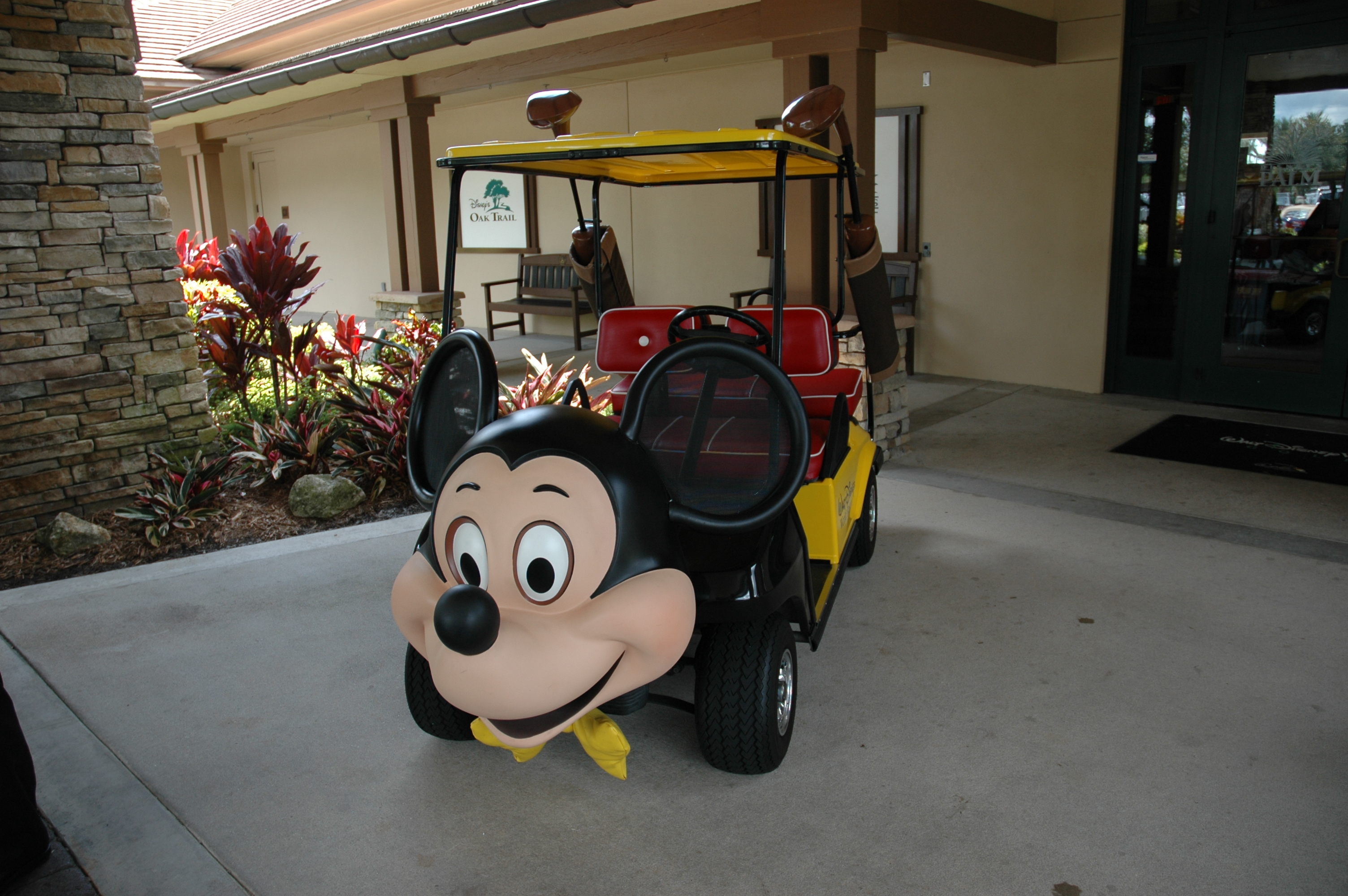 Family Golf Outing – Walt Disney World Golf