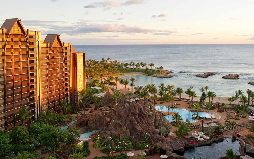 Aulani Phased Reopening Visit