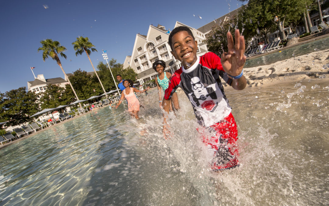 Spring into Magic! Save up to 30% on Rooms at Select Disney Resort Hotels Late Spring.
